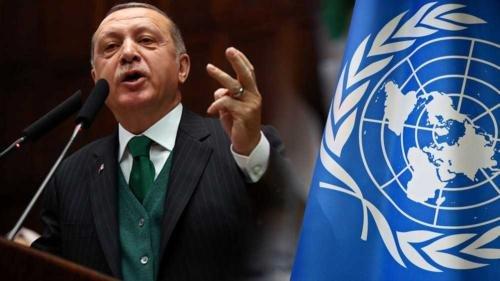Эрдоган хочет «активизировать» ООН для восстановления Сирии