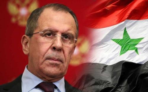 Лавров рассказал об окончании войны в сирийской арабской республике