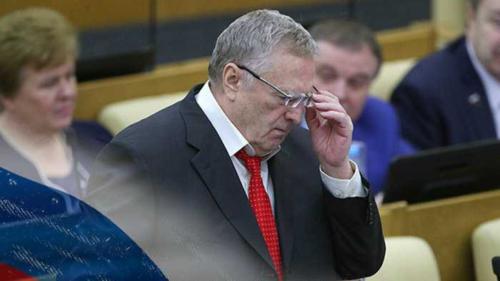 Лидер ЛДПР с криками покинул заседание Госдумы