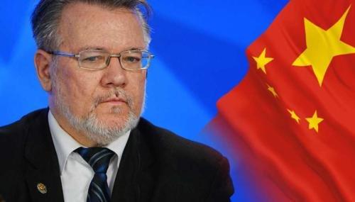 О скором подписании военного соглашения между КНР и Россией