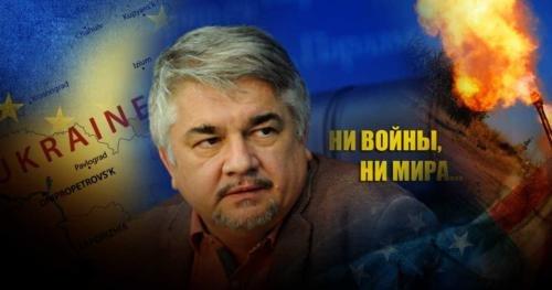 Политолог пояснил, когда проблема Донбасса решится сама собою