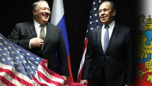 Сергей Лавров рассказал о договорённостях с Помпео по нормализации отношений России и США