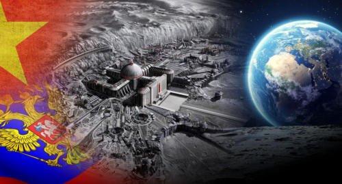 СМИ Россия и КНР обсуждают создание базы на Луне