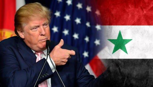 Трамп назвал нефть главной причиной участия США в сирийской войне