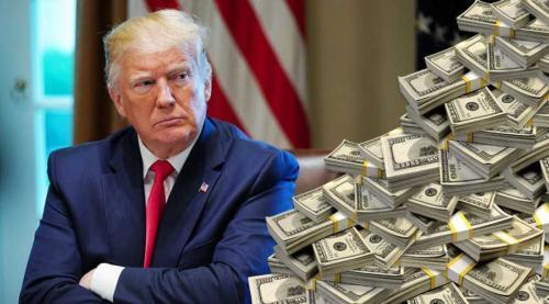 Трамп назвал свои убытки от президентства