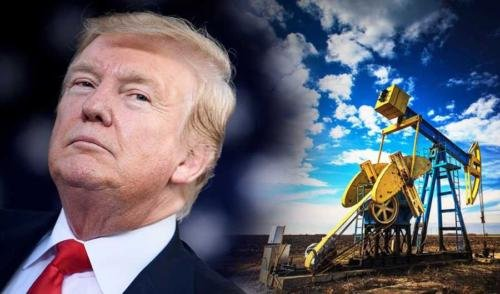 Трамп рассказал о том, что США не нужны ближневосточные нефть и газ