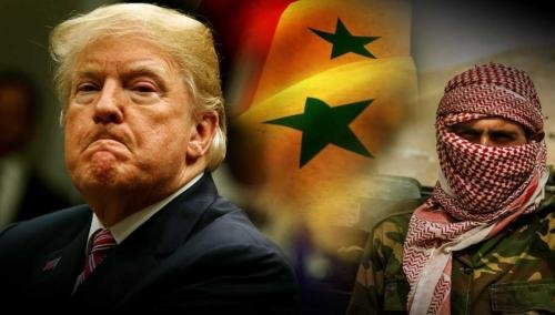Трамп сказал, что США «отвоевали» нефть Сирии у ИГ с помощью курдов