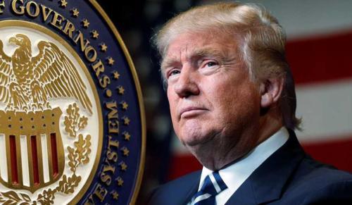 Трамп выступил с критикой Федеральной резервной системы США