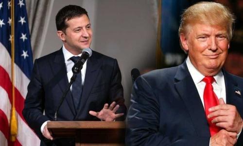 Трамп заблокирует военную помощь Украине