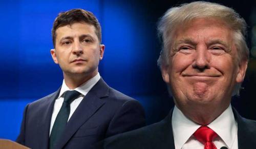 Трампа назвали «самым большим начальником» Зеленского