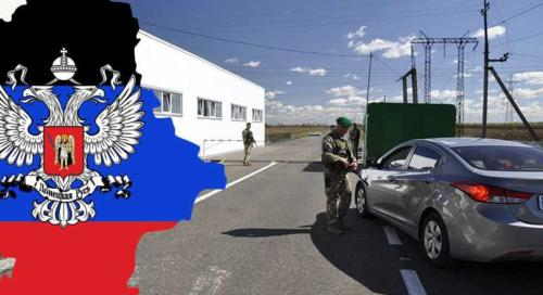 В ДНР рассказали о непричастности к обстрелу Марьинки