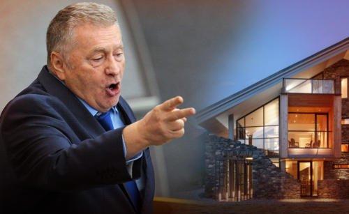 Владимир Жириновский выступил с оригинальной идеей по решению вопроса с ветхим жильём в России
