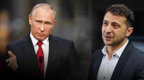 Зеленский интуитивно ощущает необходимость прямого контакта с президентом России